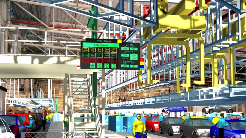 Die Institute der Konstruktions-, Produktions- und Fahrzeugtechnik stehen für interdisziplinäre Forschung und Lehre im Bereich Maschinenbau.