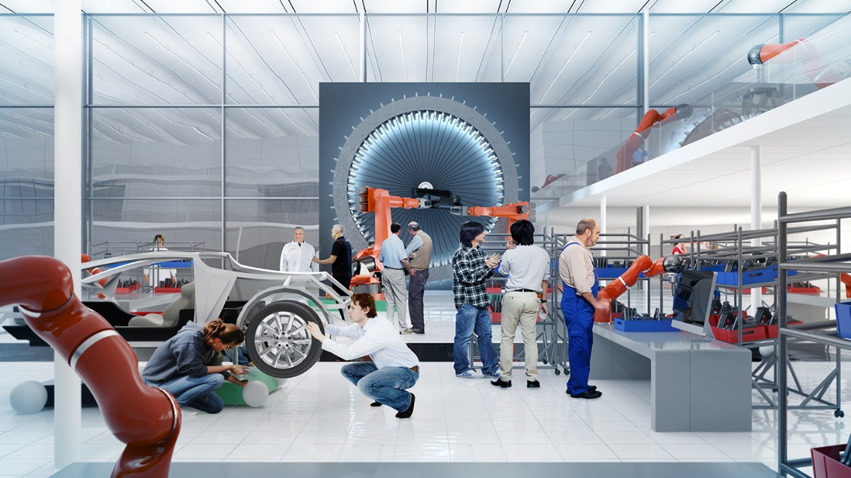 Mit ihren Forschungsschwerpunkten leistet die Fakultät Konstruktions-, Produktions- und Fahrzeugtechnik Beiträge zur Lösung komplexer wissenschaftlich-technischer, ökonomischer und ökologischer Herausforderungen.