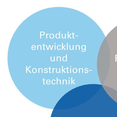 Produktentwicklung und<br> Konstruktionstechnik