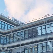 Luftaufnahme Campus Vaihingen